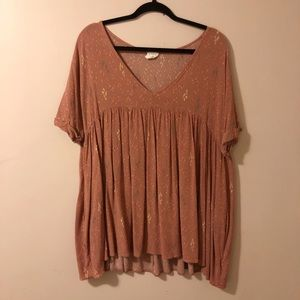 By Together Pink Tunic/Dress